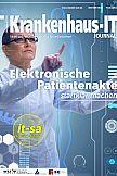 Krankenhaus-IT Journal, Ausgabe 06/2019