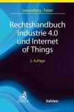 Rechtshandbuch Industrie 4.0 und Internet of Things