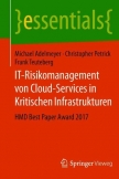 IT-Risikomanagement von Cloud-Services in Kritischen Infrastrukturen