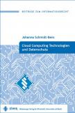 Cloud Computing Technologien und Datenschutz