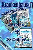 Jahres-Abo Print & Online (Kombi)