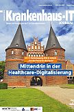 Krankenhaus-IT Journal, Ausgabe 05/2018