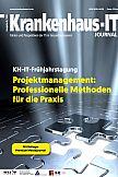 Krankenhaus-IT Journal, Ausgabe 03/2021