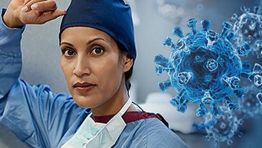 CompuGroupMedical stellt Telemonitoring zur Entlastung der Krankenhäuser zur Verfügung.