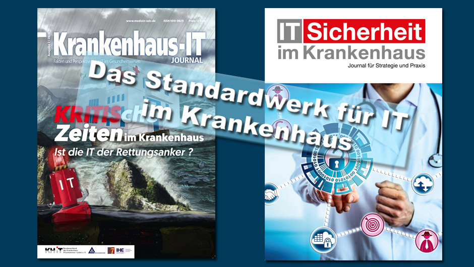 Krankenhaus-IT Journal 02/2020