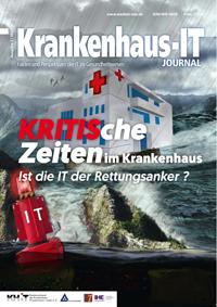 April-Ausgabe des Krankenhaus-IT Journals erschienen