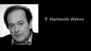 Wir trauern um Hartmuth Wehrs