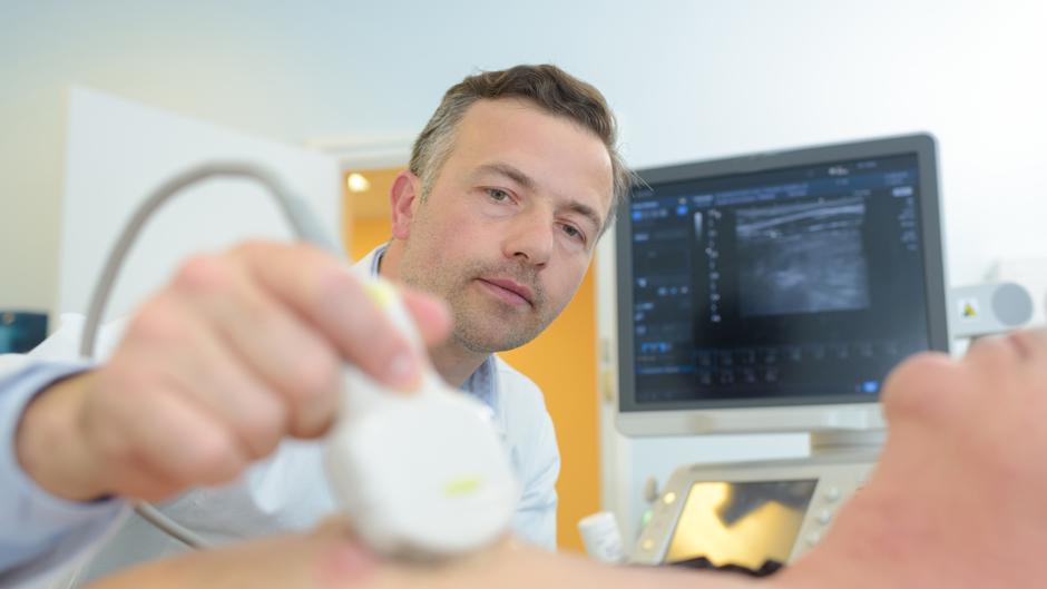 Lungenultraschall bei COVID-19-Patienten ist auf Intensivstation das Mittel der Wahl