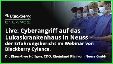 Cybersecurity-Lösungen speziell für Kliniken und das Klinikumfeld