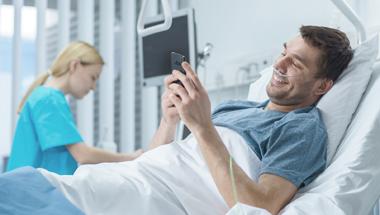 Avaya schafft mehr Komfort für Patient und Krankenhauspersonal