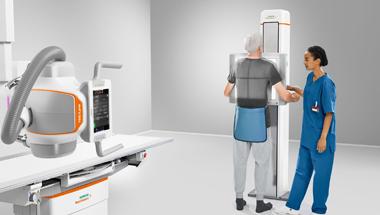 Siemens Healthineers hebt mit umfassender Künstlicher Intelligenz die Röntgendiagnostik auf ein neues Niveau