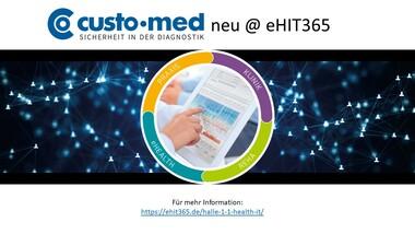 Digitalisierung der Workflows der kardiopulmonalen Funktionsdiagnostik mit custo med