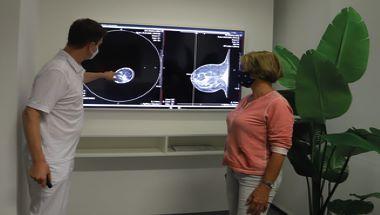Erste Spiral-Brust-CTs in zwei Praxen installiert