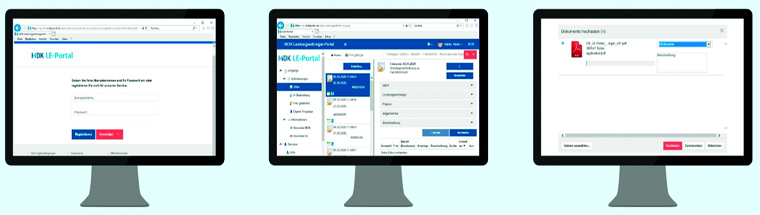 Integrierte MDK-Kommunikation hilft Fristen und Erlöse zu sichern