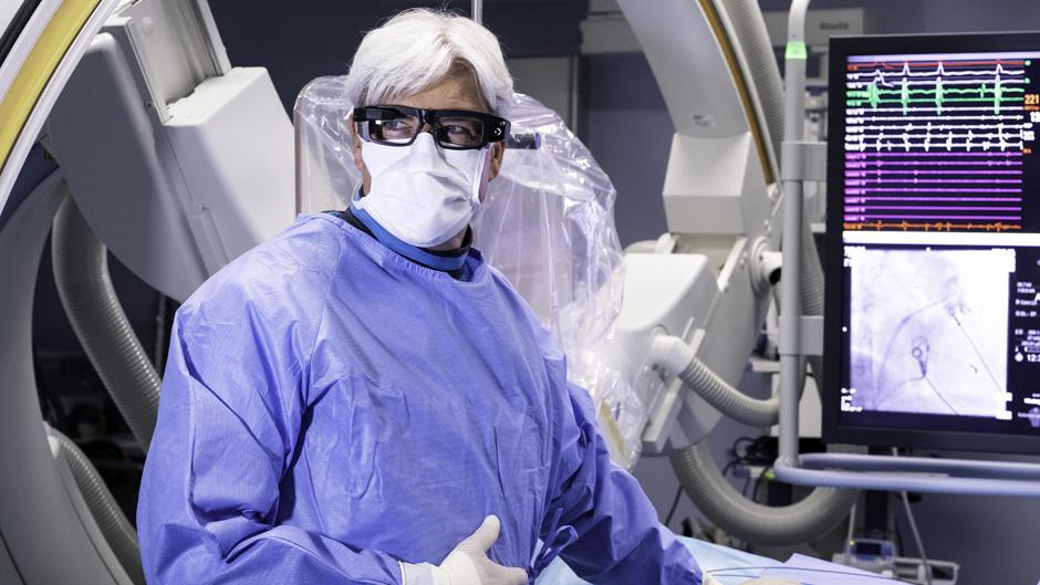 Westpfalz-Klinikum nutzt als eines der ersten Krankenhäuser in Deutschland Smart Glasses
