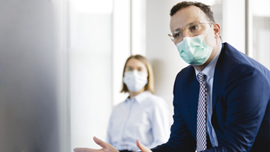 Spahn will Krankenhaus-Milliarden an IT-Sicherheit knüpfen