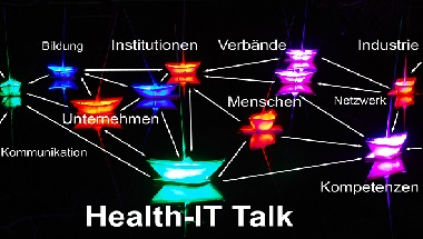 Health IT Talk Logo