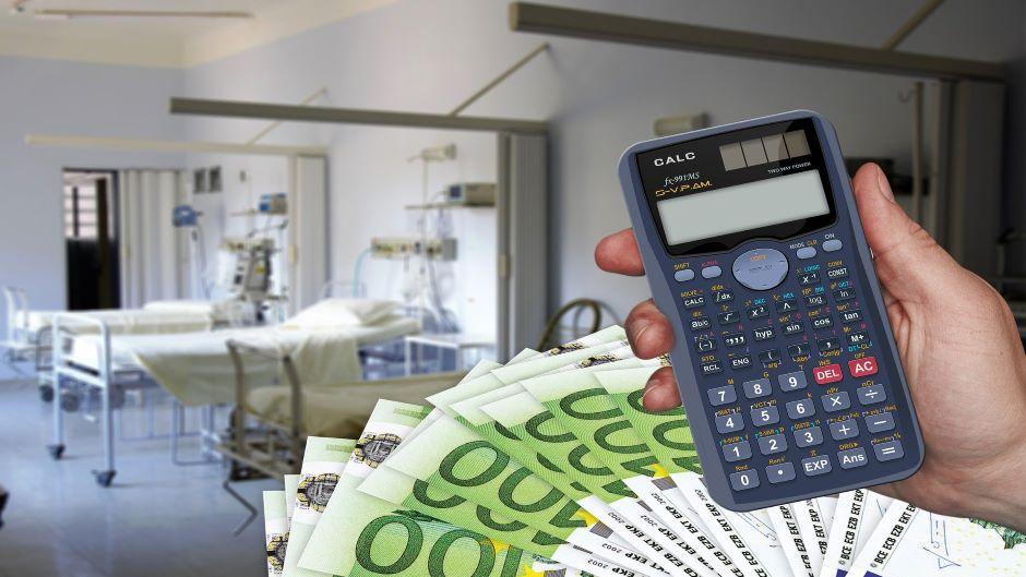 Rund vier Milliarden für deutsche Krankenhäuser