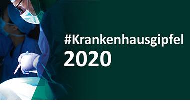 Krankenhausgipfel 2020