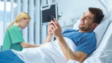 """""""Digitalisierung im Gesundheitswesen – Status, Chancen und Visionen"""""""