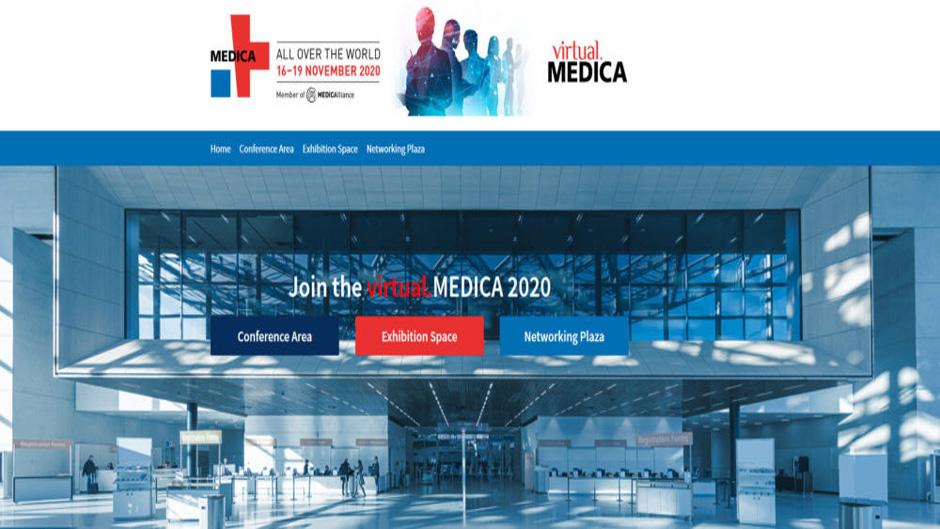 MEDICA und COMPAMED 2020 finden rein virtuell statt