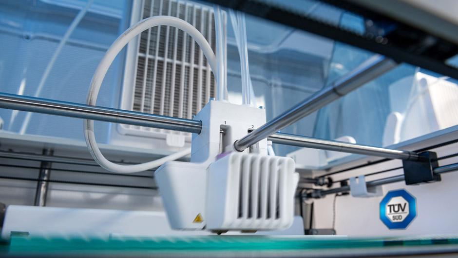 3D-gedruckte Medizinprodukte schliessen Lieferengpässe in Pandemiezeiten