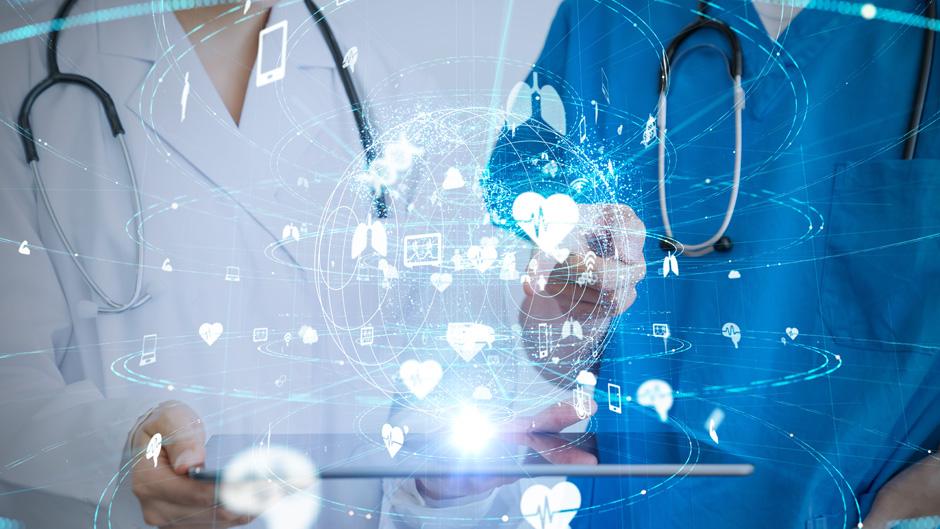 Digitalisierung im Gesundheitswesen: Cloud bietet neuen Weg zu einer vernetzten medizinischen Versorgung