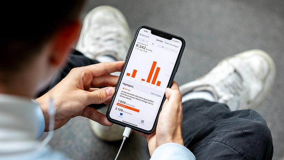 Apps auf Rezept: digitale Helfer für Patientinnen und Patienten