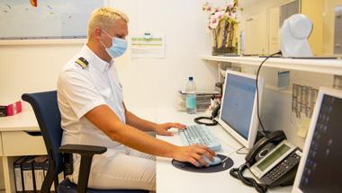 TUI Cruises hygienisch unterwegs