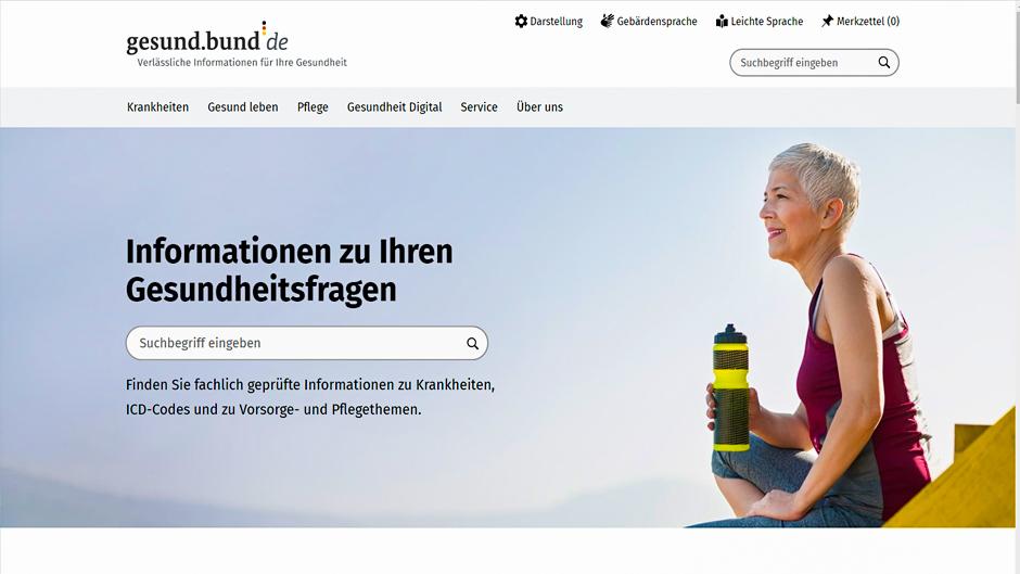 BMG startet Zusammenarbeit mit Google -Verlässliche Gesundheitsinfos leichter finden