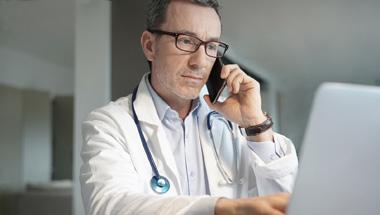 Digitale Lösungen für das Krankenhaus der Zukunft