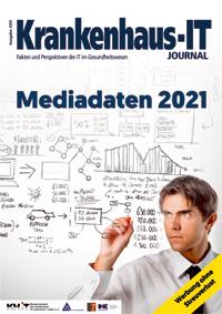 NEU: Mediadaten Krankenhaus-IT Journal, Stand 01.05.2021
