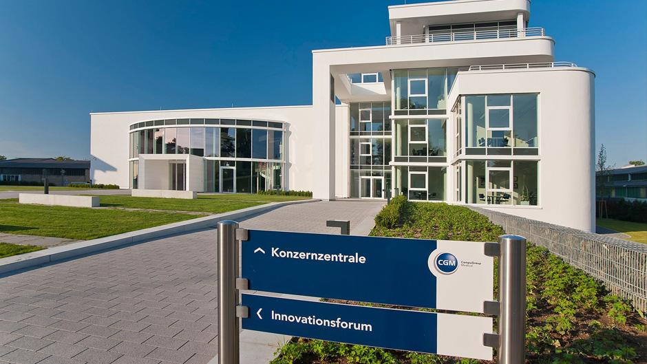 CompuGroup Medical plant nach Rekordjahr Milliarden-Umsatz