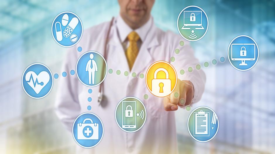 GI und IT-Sicherheit - Zuerst für den Patientendatenschutz sorgen