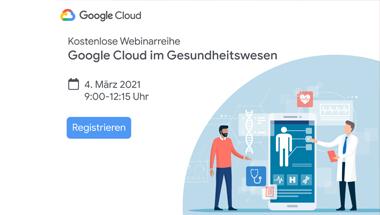 Der erfolgreiche Weg zum digitalen Krankenhaus mit Google Cloud