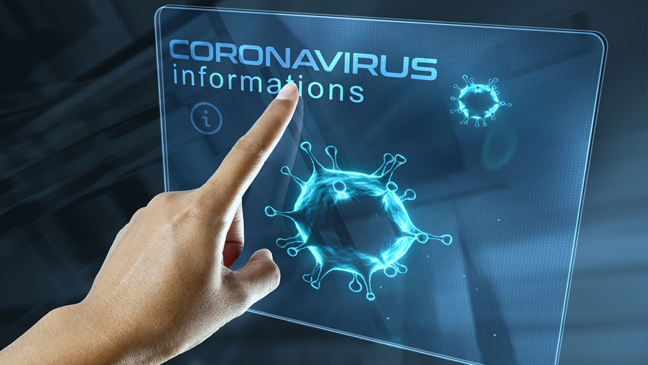 Bundesbürger fordern digitale Mittel im Kampf gegen Corona