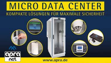 Micro Data Center: Kleines Rechenzentrum mit großem Nutzen