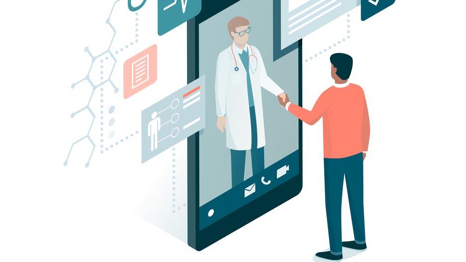 Mit Digitalisierung die medizinische Versorgung in ländlichen Regionen verbessern