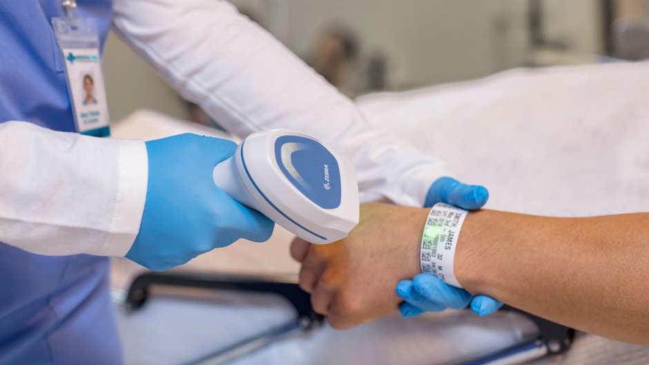 RFID-Technologie im Gesundheitswesen