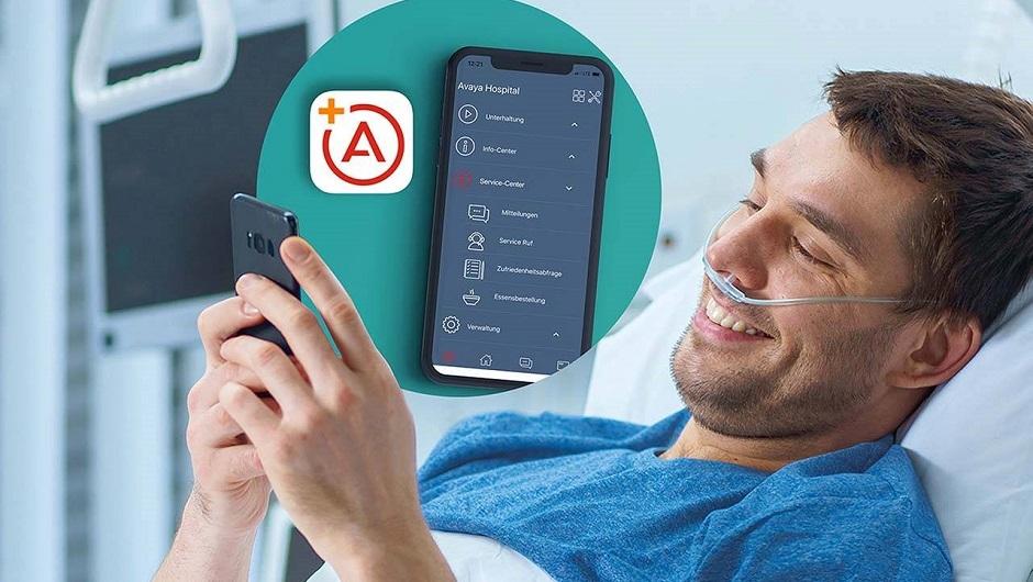 Avaya stellt Kommunikationslösungen für das Gesundheitswesen vor