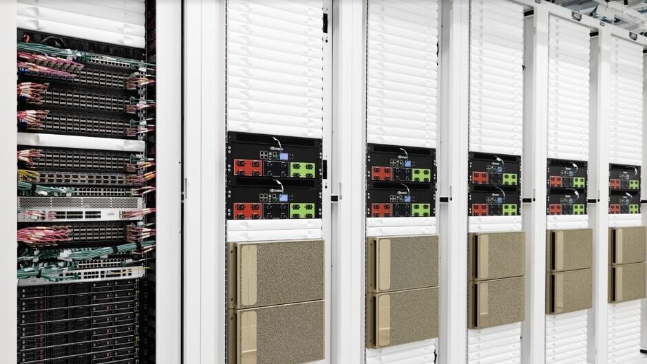 Für Forschung im Gesundheitswesen: schnellster Supercomputer Großbritanniens