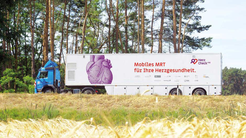 Der MRT-Befund als wichtiger Teil der Therapie im Projekt HerzCheck