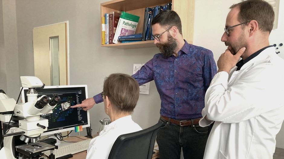 Wie künstliche Intelligenz die Diagnostik  von Karzinomen in Brust und Magen revolutioniert