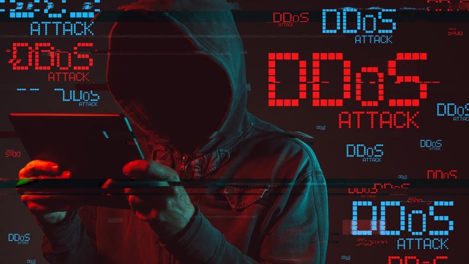 Hochaggressive DDoS-Angriffswellen legen Unternehmen lahm