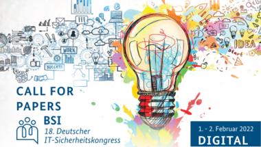18. Deutscher IT-Sicherheitskongress/ Call for Papers