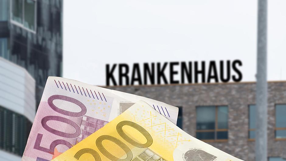 Krankenhauszukunftsfonds: Erst 244 Millionen Euro an Fördermitteln beantragt
