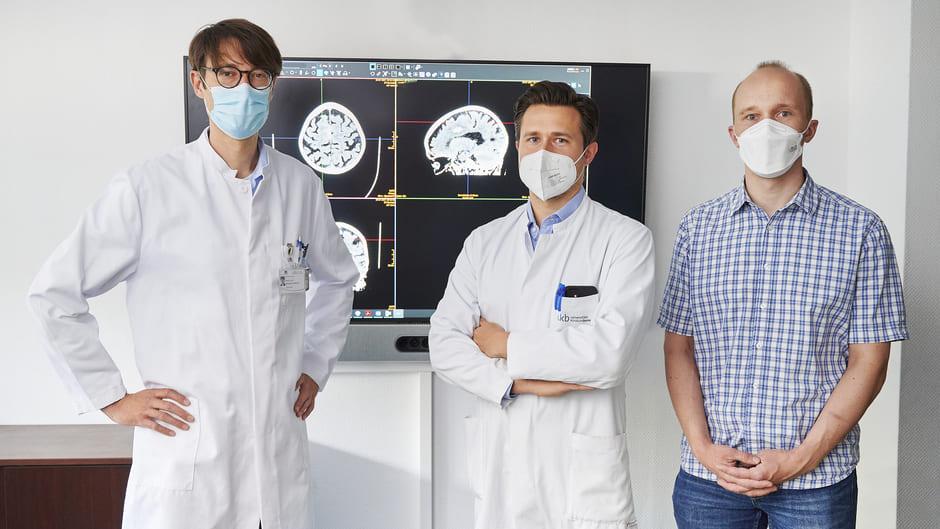 Künstliche Intelligenz zur Feststellung von Hirnblutungen