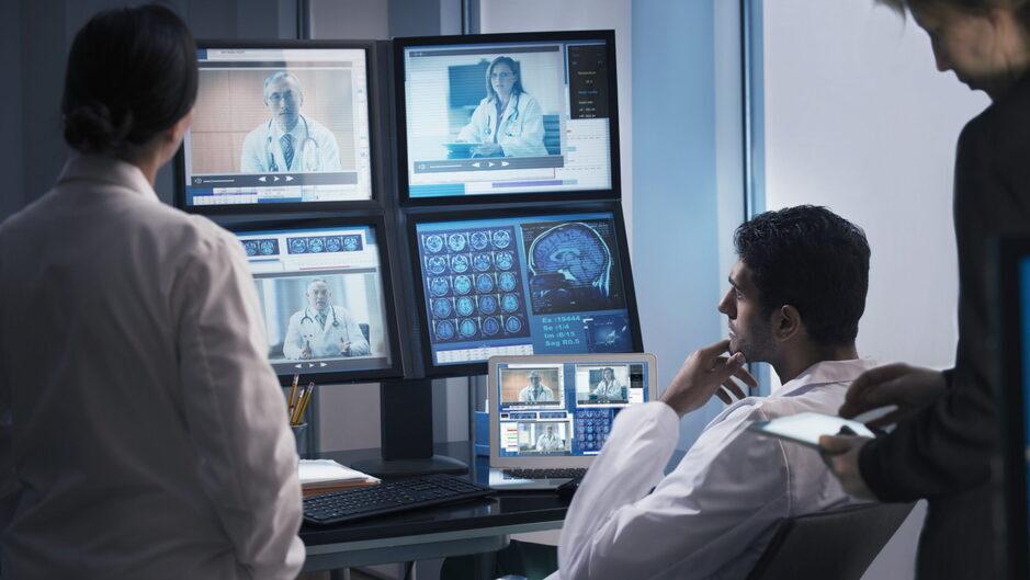 Gesundheitswesen gerät zunehmend ins Visier von Cyberangreifern