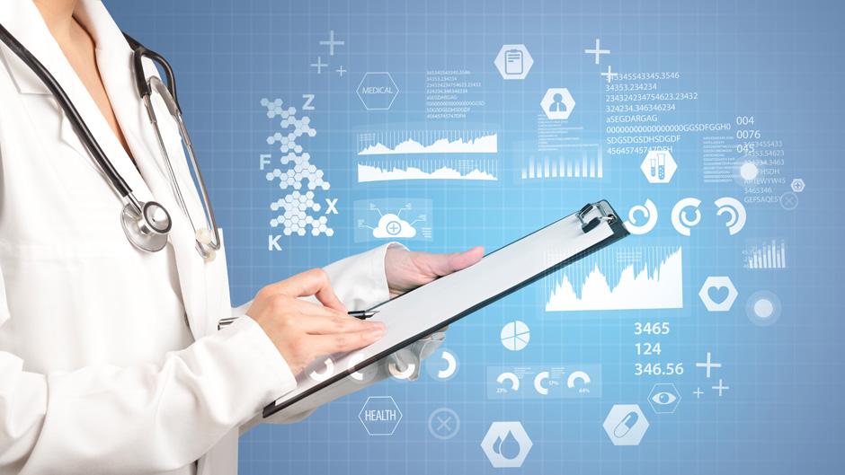 Knapp die Hälfte der Deutschen würde Daten für medizinische Zwecke zur Verfügung stellen